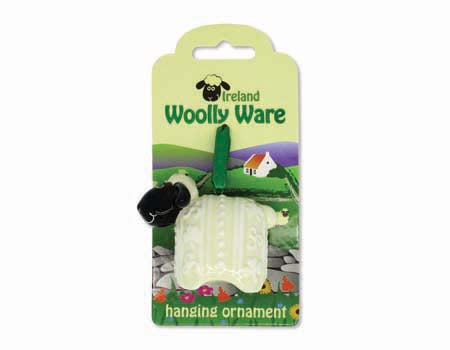 Woolly Ware Hanging Ornament