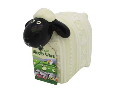 Woolly Ware Sheep Figurine