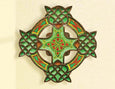 Celtic Cross Plaque
