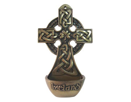 Ireland Holy Water Font