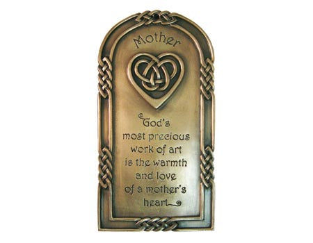 Mother Blessing Plaque