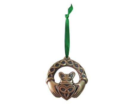 Claddagh Ring Ornament