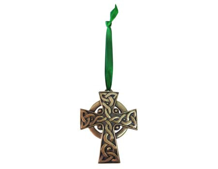 High Cross Ornament