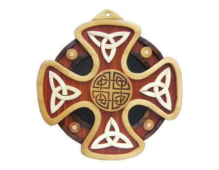 The Celtic Cross Wall Hanging