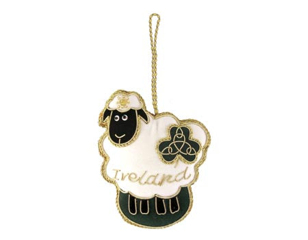 Sheep Hanging Ornament