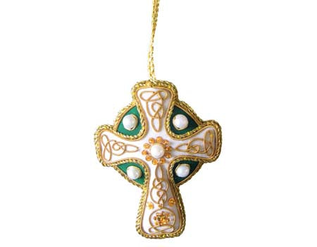 High Cross Hanging Ornament