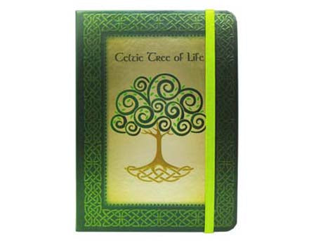Celtic Tree of Life Notebook