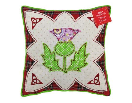 Thistle 10 Cushion