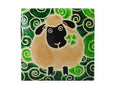 Sheep Square Purse