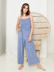 FRIDA JUMPSUIT BLÅ