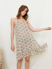 STACY DRESS CREME