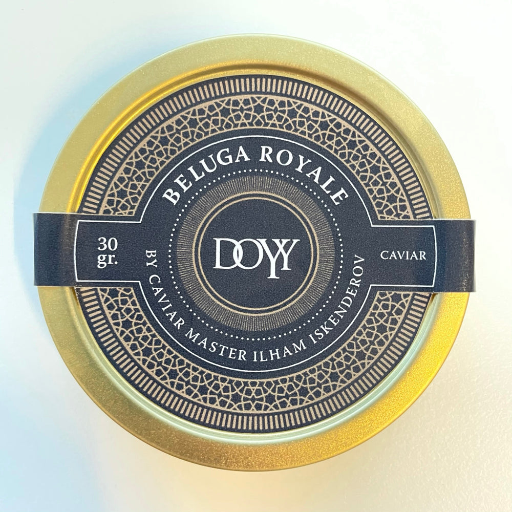 Doyy Beluga Royale Tin