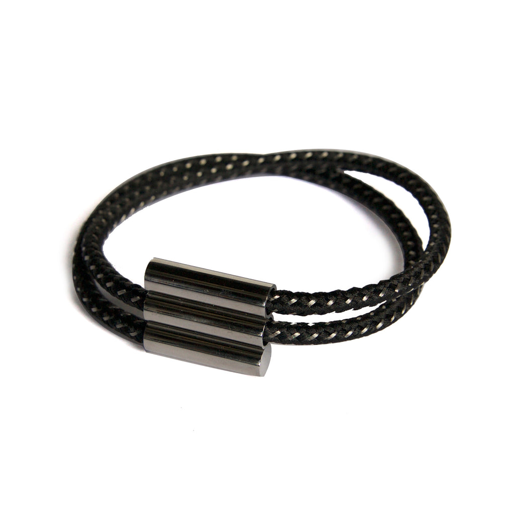 Men's Three Bar Bracelet