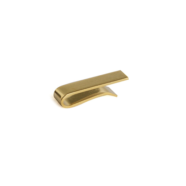 Men's Small Tie Clip - gold