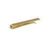 Men's Large Tie Clip - gold