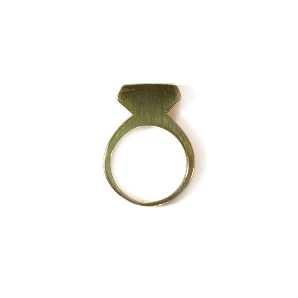 Ring silhouette Ring