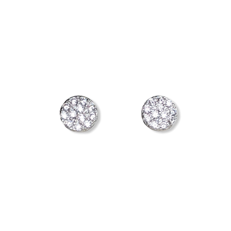 LG Pave Disk Studs