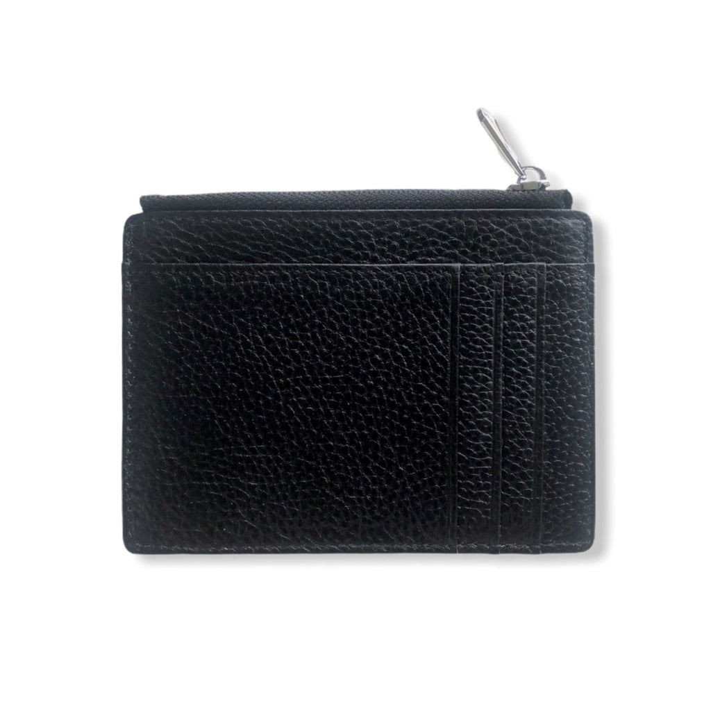 Leather Smart Wallet | Black