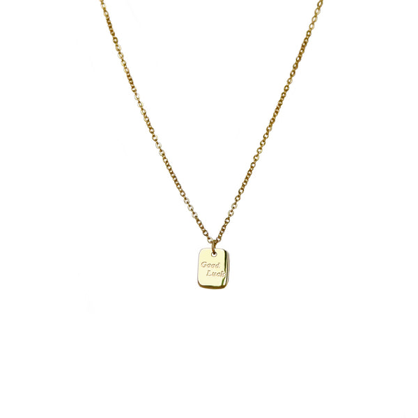 Good Luck Charm Necklace
