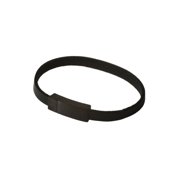 Leather Band Bracelet