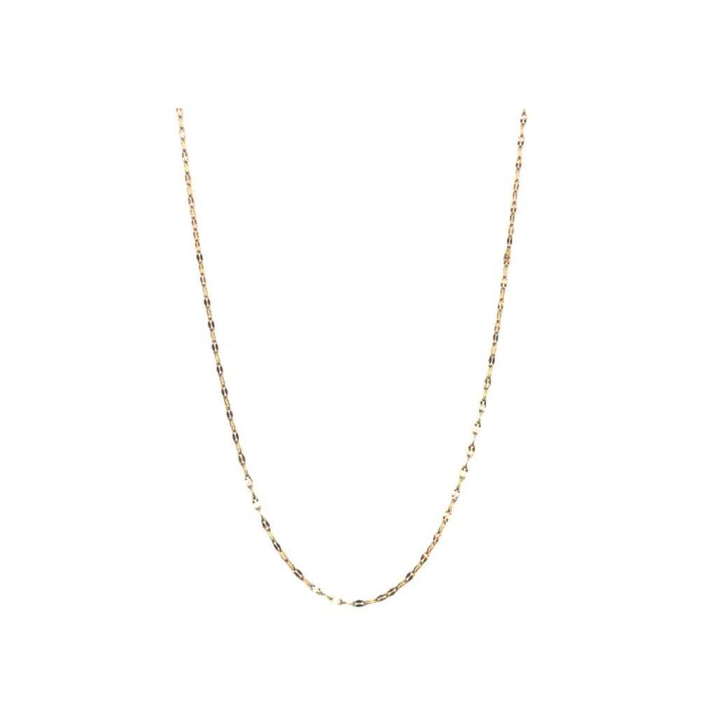 Chelsea Chain Necklace | Gold