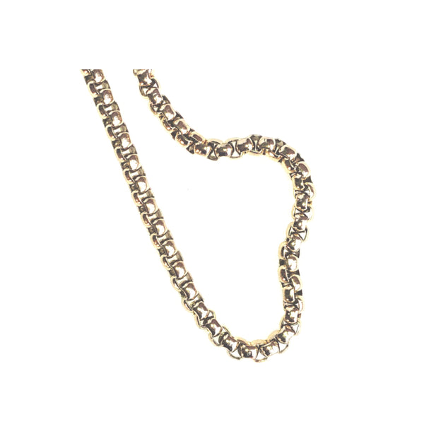 Bulk Round box Chain Necklace