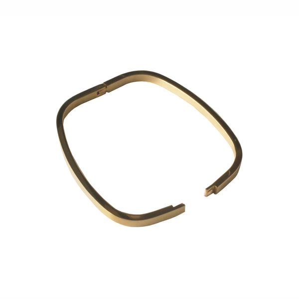 Thin Rectangle Bangle