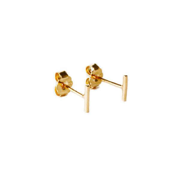 Tiny Skinny Bar Studs