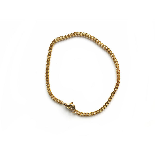 Small Chain Bracelet | Gold