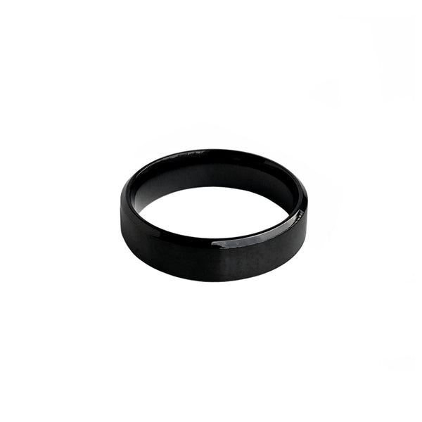 Black Band Ring
