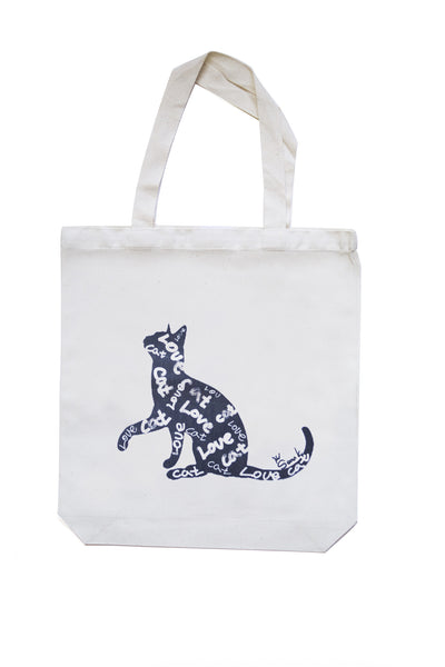 Cat Lover Eco Bag
