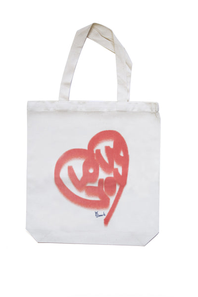 Love You Eco Bag