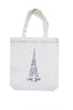 Chrysler Building NYC Eco Bag