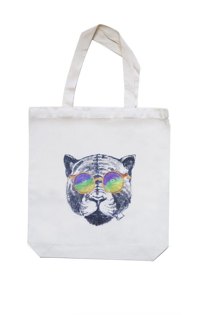 Fashionable Tiger Eco Bag