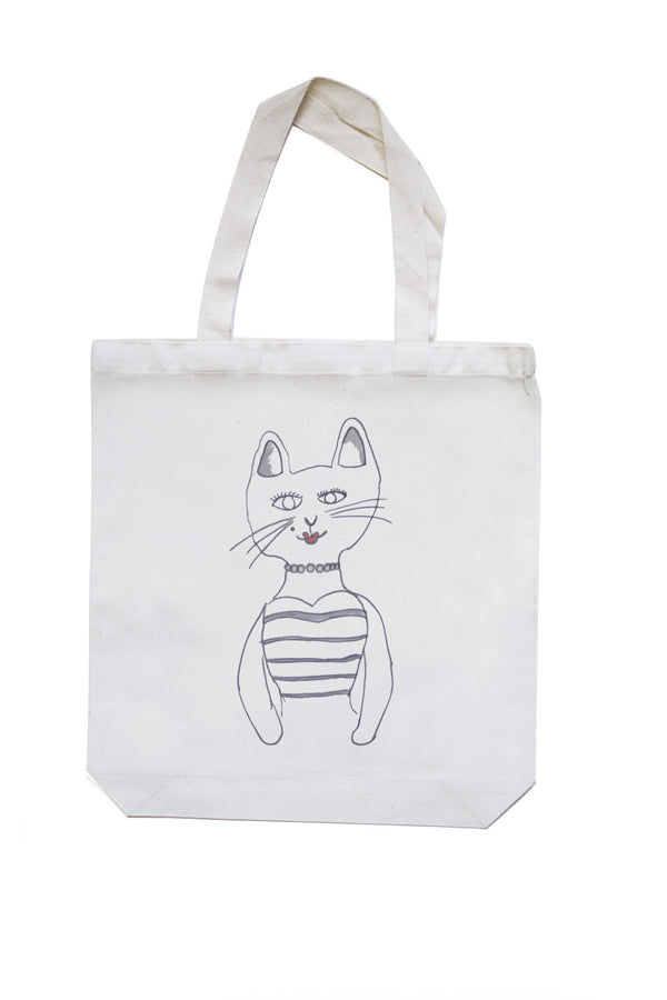 Sassy Cat Eco Bag