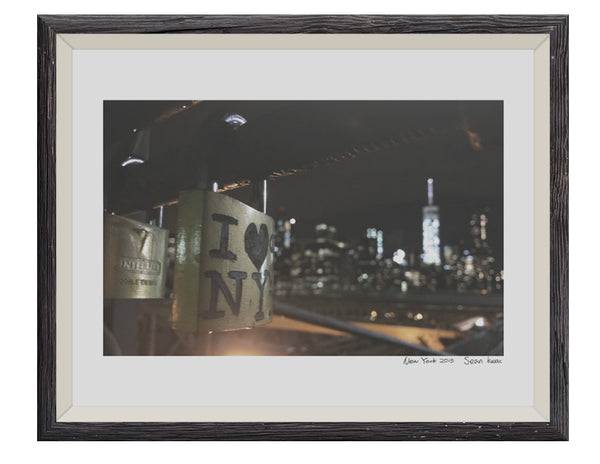 New York 2015 by Sean Kwac