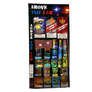 Above the Law Assortment