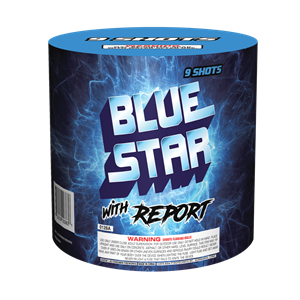 Blue Star with Report