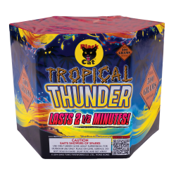 TROPICAL THUNDER FOUNTAIN