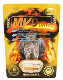 MV9 GOLD 10000 Male Sexual Enhancement. Lasts 9 days. All Natural.
