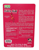 CBD Kitty Kat Pill female sexual enhancement by Kitty Kat, single count