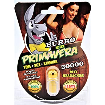 Burro en Primavera 30000 Sex Pills Male Enhancement Stimulant 40232041167