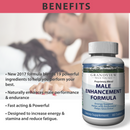 Natural Male Enhancement - Energy, Performance, & Stamina