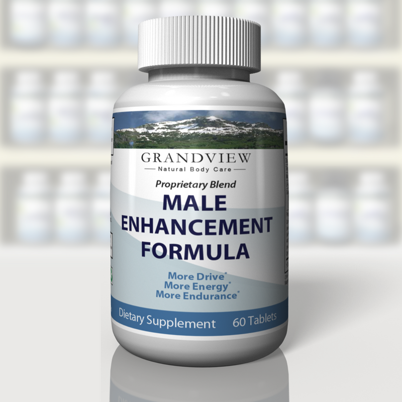 Natural Male Enhancement - Energy, Performance, & Stamina - CertNutri