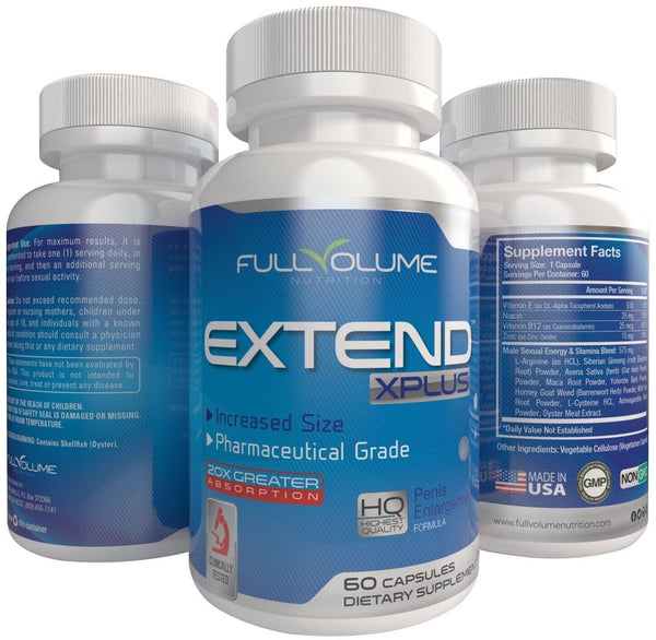 Extend Best Male Enhancement Pills Sexual Performance Penis Enlarge Compare 2 Extenze 691054823044 - CertNutri