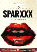 SPAR XXX Sexual Ecstasy For Women Intimate Female Enhancer Pill 617135861217