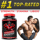 TESTOSTERONE BOOSTER - Best Male Enhancement Pills for Sex vs. Reliable Richard 758093472272 - CertNutri