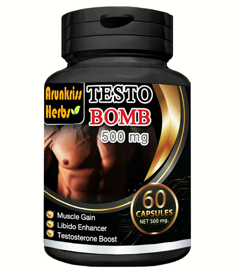 Testosterone Booster For Men Supplement Libido Male Enhancement Pills best 630784312022 - CertNutri