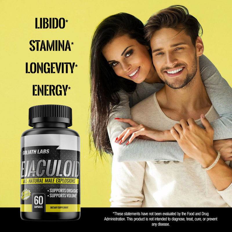 Male Enhancement Supplement Best Enlargement Pills ENLARGE BIGGER Ejaculoid 689076250290 - CertNutri