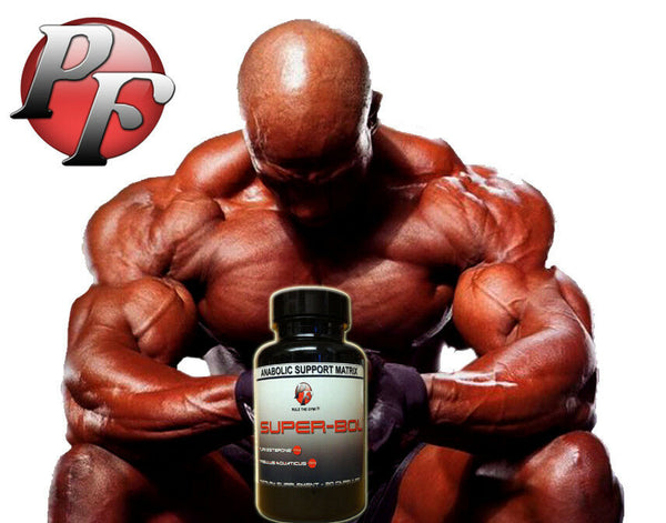 SUPERBOL TURKESTERONE XTREME Male Enhancement Supplements Testosterone Booster 753807152730